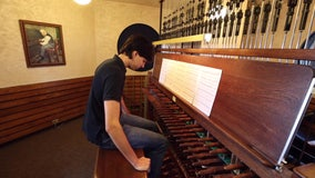 Bok Tower's Blanchard Carillon Fellow may make career out of unique instrument