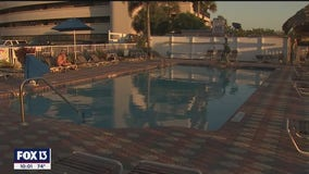 Beachfront hotels try to make the best of cancellations during historically busy season
