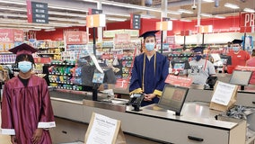 Winn-Dixie in Valrico throws graduation ceremony for workers graduating from high school