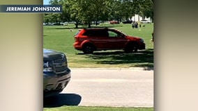 Mother's Day outrage: Woman seen driving over graves at Texas veterans cemetery