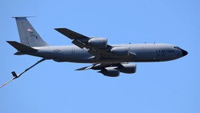 MacDill KC-135s to fly over Tampa Bay in show of thanks to COVID-19 first responders