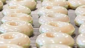 Krispy Kreme selling Key Lime glazed doughnuts for a limited time; lemon flavored treats coming soon