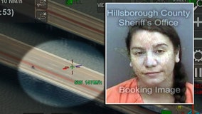 FHP: Motorcycle clocked going over 150 mph on I-275