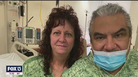 Lakeland couple battling COVID-19 set to be released from hospital after plasma infusion