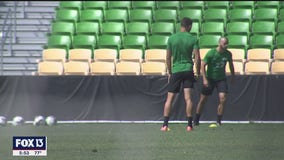 Tampa Bay Rowdies return to practice with an eye on games, safety