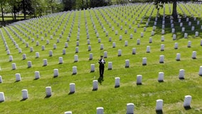 United States Air Force Band honors fallen service members with powerful tribute