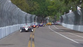 Firestone Grand Prix in St. Pete rescheduled for October