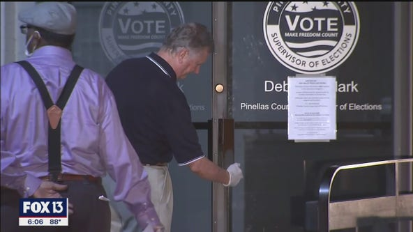 Pinellas officials prep for more mail-in ballots