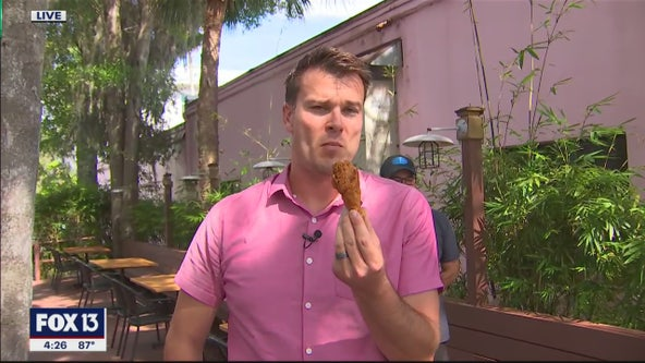 Taste-test at Southern Fresh in Safety Harbor