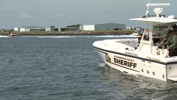 Marine patrol units hit the waters the weekend to enforce laws, social distancing