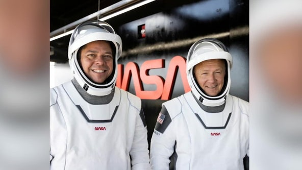 Dragon-riding astronauts join exclusive inner circle at NASA