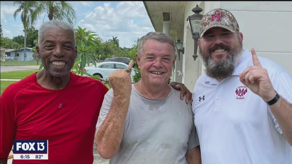 Manatee High class ring returned 52 years after being stolen from locker