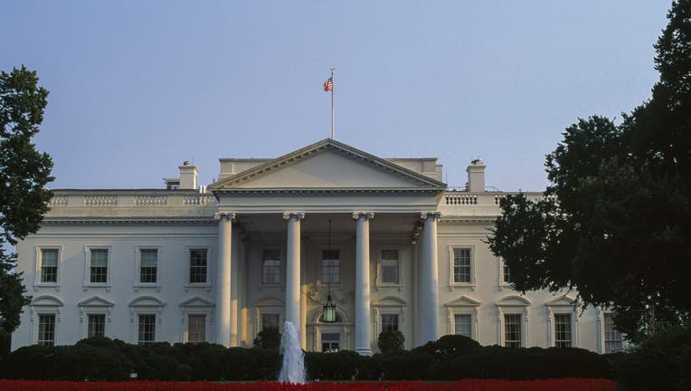 North Facade of the White House, Washington DC