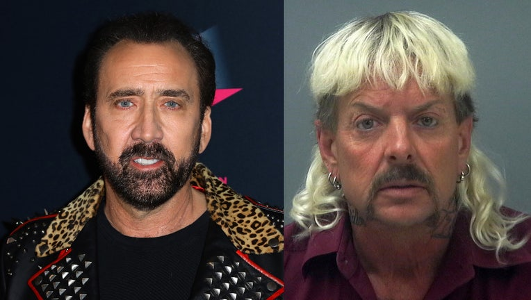 nic cage joe exotic getty