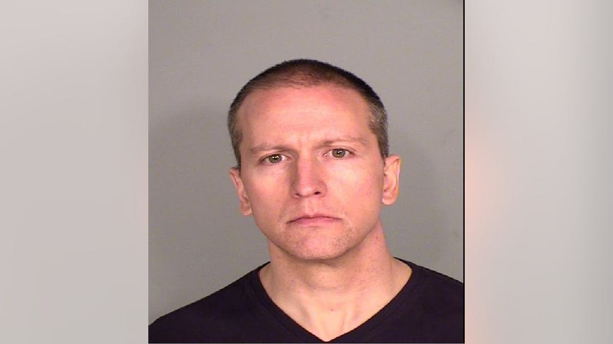 Ex-Minneapolis police officer Derek Chauvin charged with murder, manslaughter in George Floyd's death