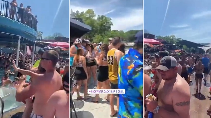 Missouri health officials call for self-quarantine of Lake of the Ozarks visitors following weekend crowds
