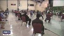 Polk Black Lives Matter meets with law enforcement