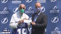 Lightning's Community Heroes Program no longer on ice