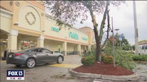 Tornado hits near Venice Publix Monday