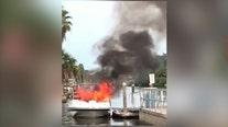 HCFR: Hernando Beach boat explosion sends 2 teens to hospital