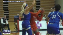 COVID-19 curtails dream season for women's basketball at University of Tampa