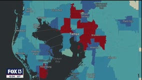 Zip codes with higher population, long-term care facilities, poverty see increase in COVID-19 cases