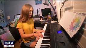 Social media becomes teen's musical inspiration