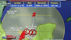 Pacific storm re-forms into Tropical Depression 3; may soak southeastern U.S.