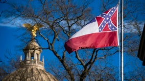 Mississippi GOP officials call to replace flag's Confederate battle emblem with 'In God We Trust'