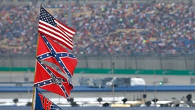 NASCAR bans display of Confederate flag at races and tracks