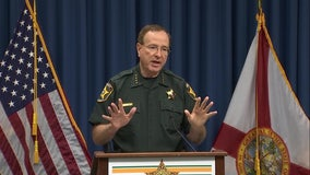 Polk Sheriff Grady Judd re-elected for four more years after no one ran against him