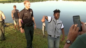Annual fishing event with Polk County deputies connects agency to community