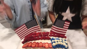 Flag Day cake recipe