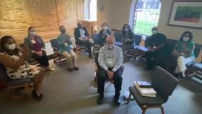 Retiring TGH chaplain leaves legacy of loving care