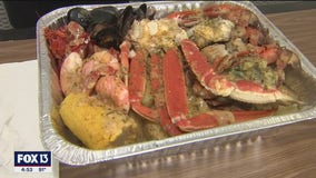 Tampa Blu Crabs offers twist on classic crab shack