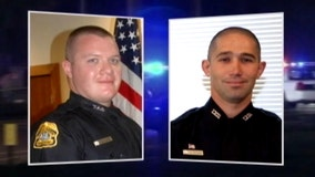 'Never forgotten': Ten years ago, two Tampa police officers were murdered during a traffic stop