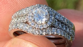 Treasure hunter hopes to return diamond ring to owner after finding jewelry in water near John's Pass