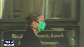 Face coverings essential as COVID-19 cases rise statewide, health officials say