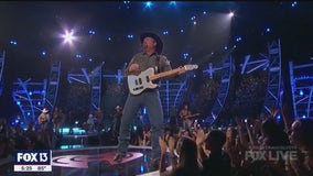 Garth Brooks turns to drive-ins to keep the music going