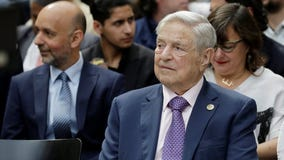 George Soros conspiracy theories surge as protests sweep US