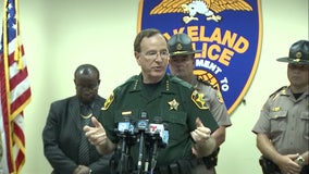 Polk Sheriff Grady Judd recommends residents shoot looters who break into homes