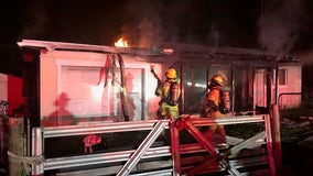 Brooksville house fire investigated as possible arson