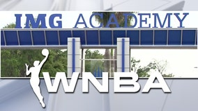 Bradenton's IMG Academy to host 22-game WNBA season