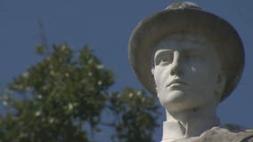 Local NAACP leader pushes to remove Hernando Confederate statue