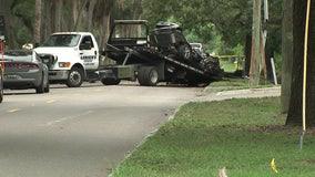3 teen girls among 4 killed in Wednesday's crash involving stolen car