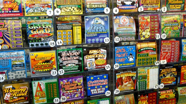 38-year-old Largo man wins $1 million from scratch-off lotto ticket