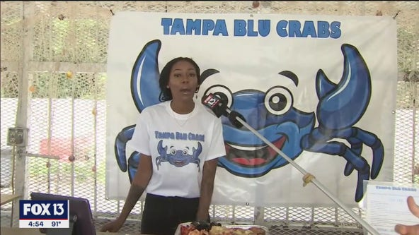 Tampa Blu Crabs