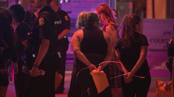 Dozens of protesters arrested in downtown Tampa overnight