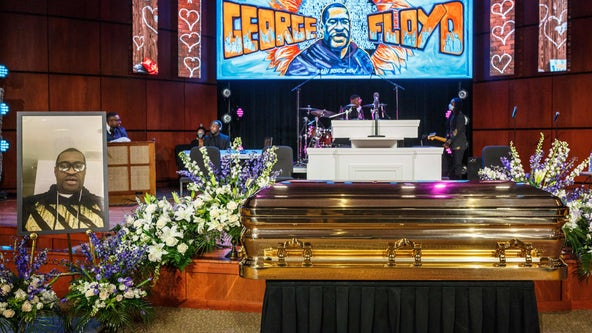 Watch live: Minneapolis memorial service for George Floyd