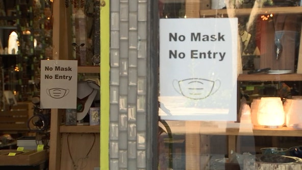 St. Pete businesses surprised by facemask violation notices